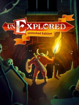 Unexplored: Unlocked Edition Cover