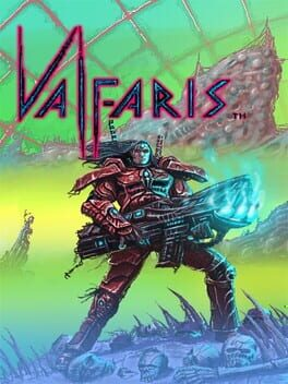 Valfaris Cover
