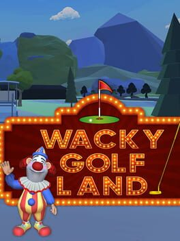 Wacky Golf Land Cover