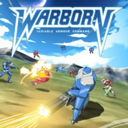 Warborn Cover