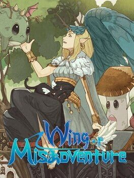 Wing of Misadventure Cover