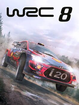 WRC 8 Cover