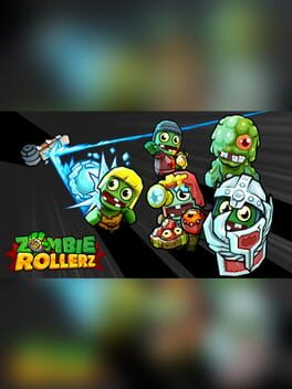 Zombie Rollerz Cover