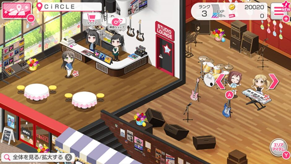 BanG Dream! Girls Band Party! for Nintendo Switch