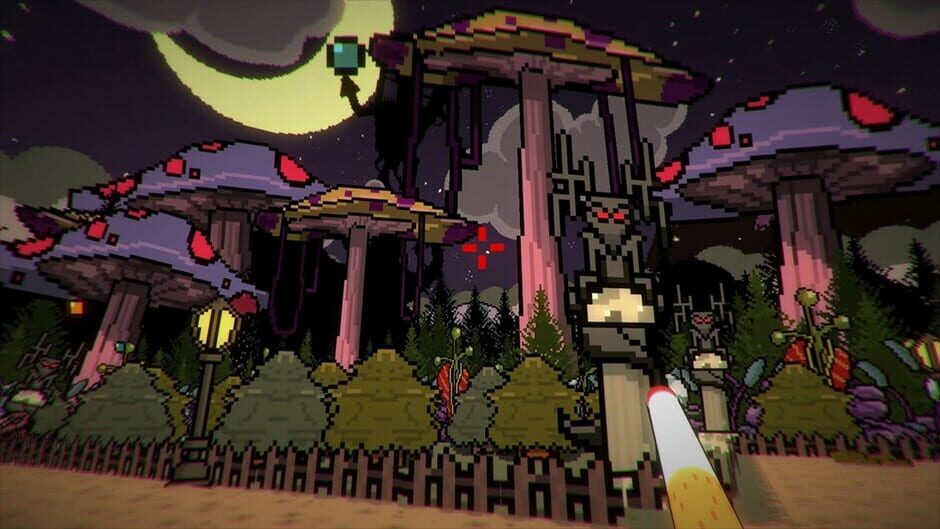 Baobabs Mausoleum: Grindhouse Edition
