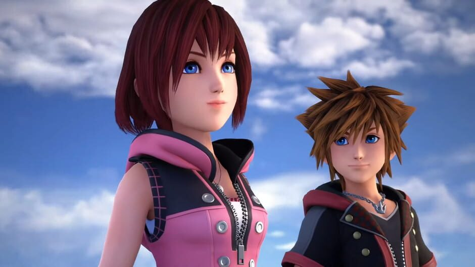 Kingdom Hearts III: ReMind