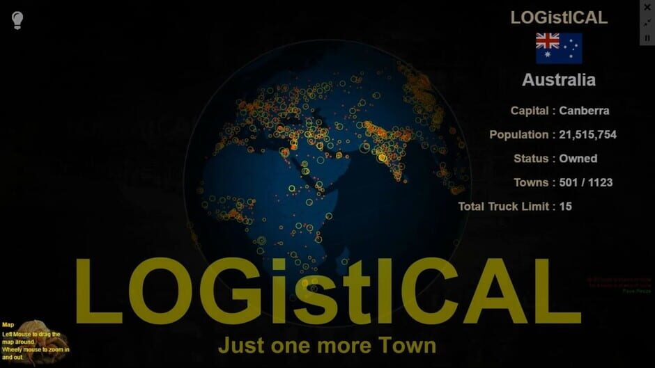 LOGistICAL - Earth