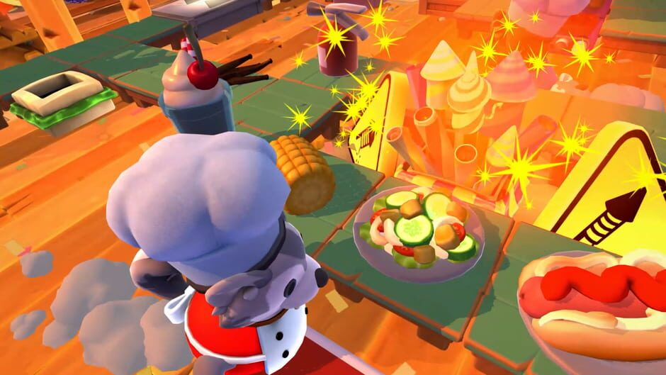 Overcooked! 2: Sun's Out Buns Out