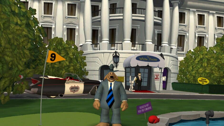 Sam & Max: Save the World - Episode 4: Abe Lincoln Must Die!