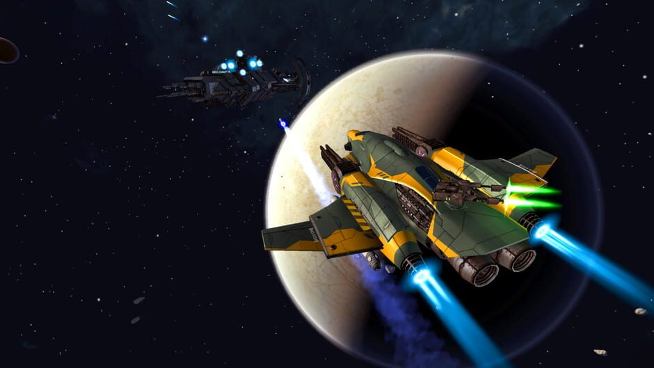 Space Commander: War and Trade