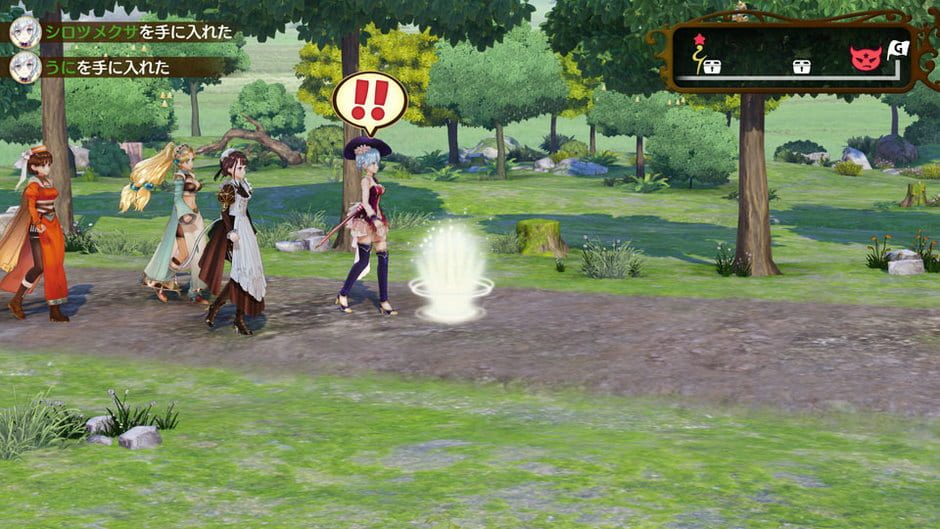 Nelke and the Legendary Alchemists: Atelier of a New Land