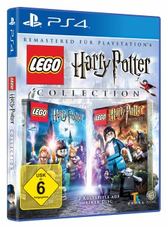 LEGO Harry Potter Collection (PlayStation 4) Produktbild