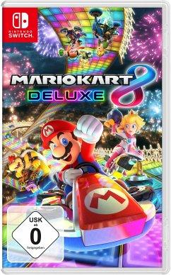 Mario Kart 8 Deluxe (Nintendo Switch) Produktbild