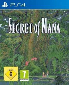 Secret of Mana (PlayStation 4) Produktbild