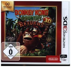 Donkey Kong Country Returns 3D Selects Produktbild