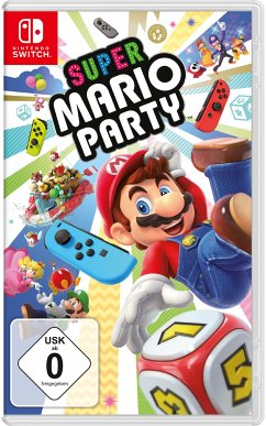 Super Mario Party (Nintendo Switch) Produktbild