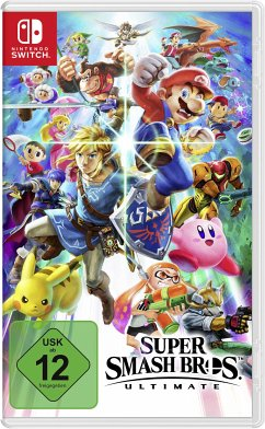 Super Smash Bros. Ultimate (Nintendo Switch) Produktbild