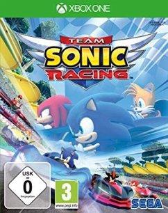 Team Sonic Racing (Xbox One) Produktbild