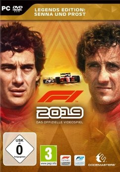 F1 2019 Legends Edition Produktbild