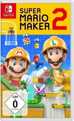 Super Mario Maker 2 (Nintendo Switch) Produktbild