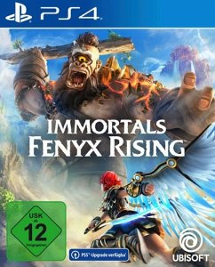 Immortals Fenyx Rising (Free upgrade to PS5) (PlayStation 4) Produktbild