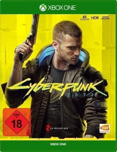 CYBERPUNK 2077 - Day 1 Edition (Xbox One) Produktbild