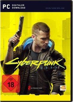 CYBERPUNK 2077 - Day 1 Edition (PC) Produktbild