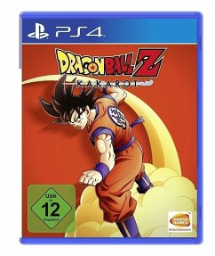 Dragon Ball Z: Kakarot (PlayStation 4) Produktbild