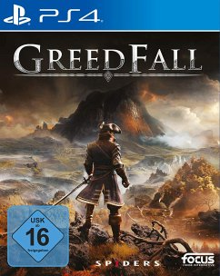 GreedFall (PlayStation 4) Produktbild