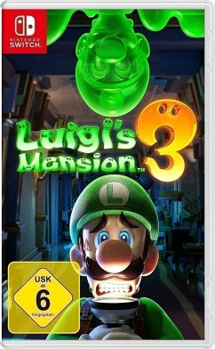 Luigi's Mansion 3 Produktbild