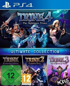 Trine 4: The Nightmare Prince - Ultimate Collection Produktbild