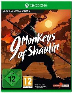 9 Monkeys of Shaolin (Xbox One) Produktbild