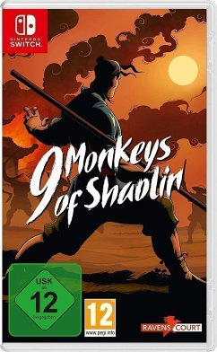 9 Monkeys of Shaolin (Nintendo Switch) Produktbild