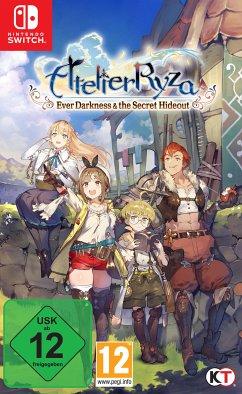 Atelier Ryza: Ever Darkness & the Secret Hideout (Nintendo Switch) Produktbild
