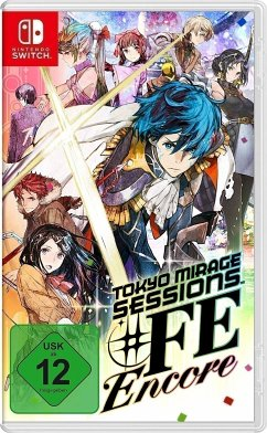 Tokyo Mirage Sessions #FE Encore (Nintendo Switch) Produktbild