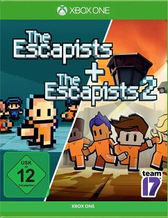 The Escapists + The Escapists 2 Produktbild