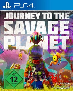 Journey to the Savage Planet Produktbild