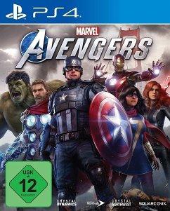 Marvel's Avengers (PlayStation 4) Produktbild