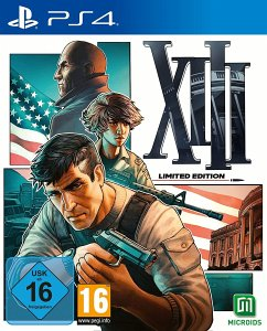 XIII - Limited Edition (PlayStation 4) Produktbild