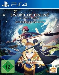 Sword Art Online Alicization Lycoris (PlayStation 4) Produktbild
