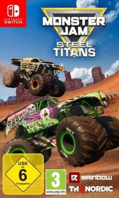 Monster Jam Steel Titans (Nintendo Switch) Produktbild