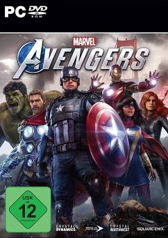 Marvel's Avengers Produktbild