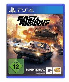 Fast & Furious Crossroads (PlayStation 4) Produktbild