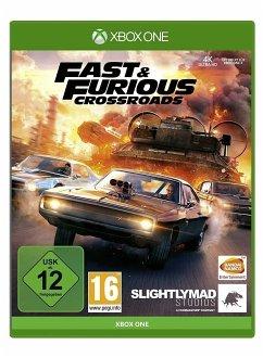 Fast & Furious Crossroads (Xbox One) Produktbild