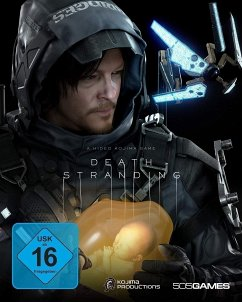 Death Stranding - Deluxe Edition (Steelbook, Download-Code) Produktbild