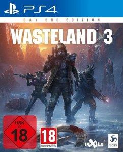 Wasteland 3 Day One Edition (PlayStation 4) Produktbild