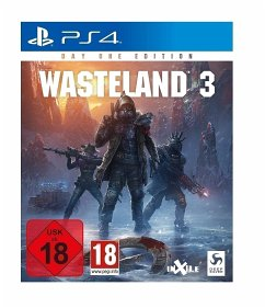 Wasteland 3 Day One Edition (Xbox One) Produktbild
