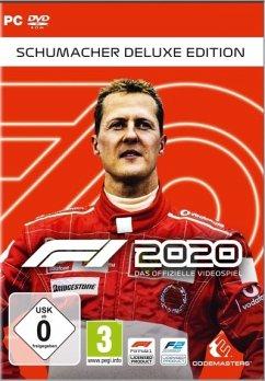 F1 2020 Schumacher Deluxe Edition (PC) Produktbild