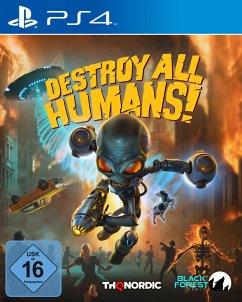 Destroy All Humans! (PS4) Produktbild