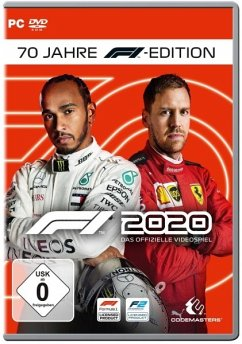 F1 2020 70 Jahre F1 Edition (PC) Produktbild